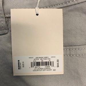 LC Lauren Conrad Shorts - Lauren Conrad Brand New Jean Shorts Size 8